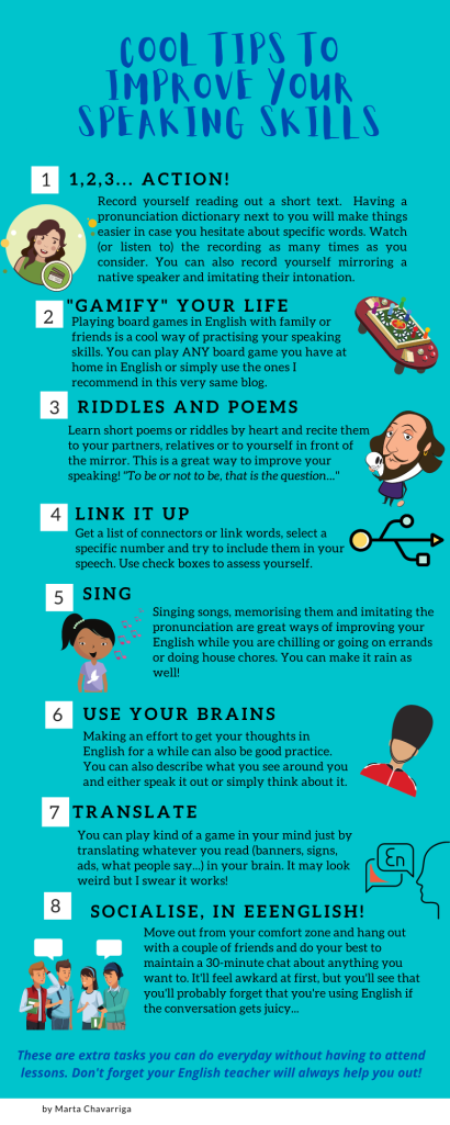 To conversation ways skills improve 5 Ways